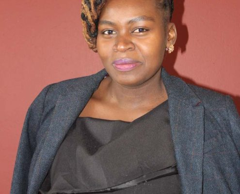 Ndivhuwo Maponya